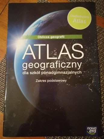 Atlas Oblicza geografii