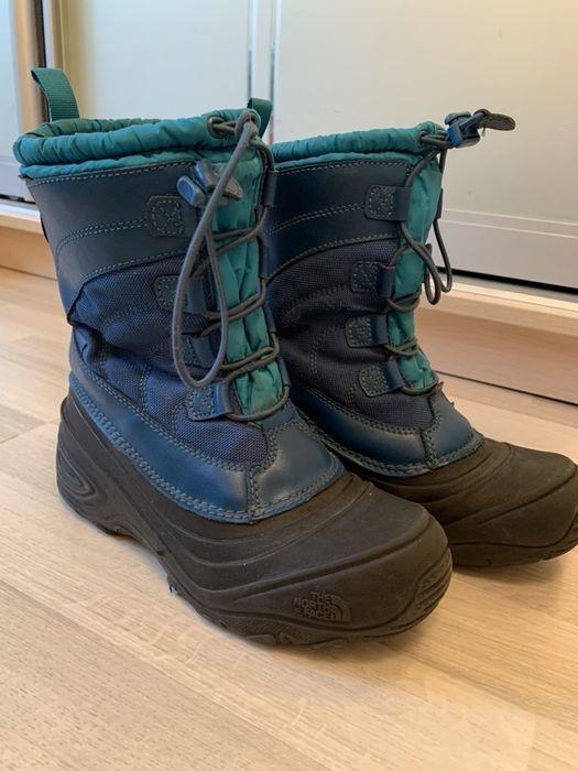 Ботинки The North Face,размер UK3,US4 Киев - изображение 1