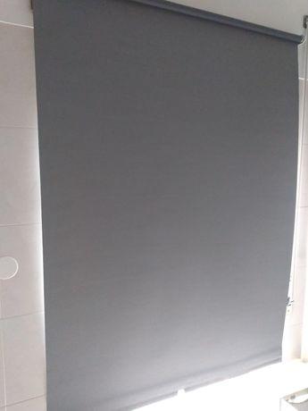 Estore cinzento opaco 1,20cm do IKEA como novo, ainda na caixa
