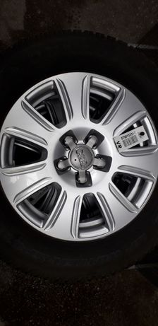 Koła zimowe Audi Q3 Q5 215/65r16 5x112 oryginał