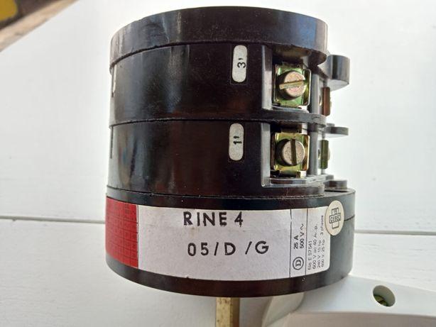 Comutador SIPE 600 ac 40 Amp.