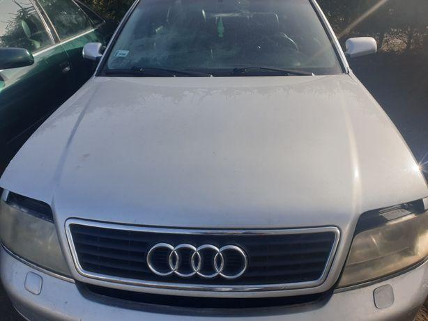 Audi a6c5 sedan maska pokrywa silnika  LY7W