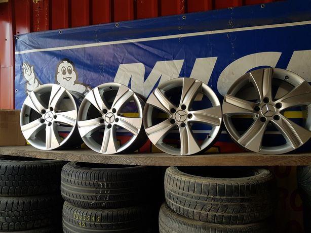 Felgi Aluminiowe Mercedes GLK R17 5x112 ET48-8.5J
