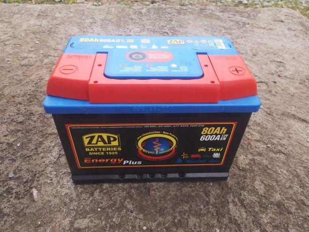 Akumulator Zap Marine Energy Plus 12V80AH600A do Łodzi lub Kampera