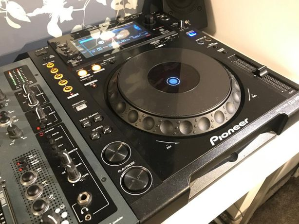 Pioneer CDJ 900 NEXUS (zestaw) + 6mc. gwarancja