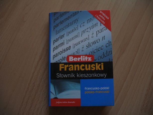 Francuski Słownik Kieszonkowy