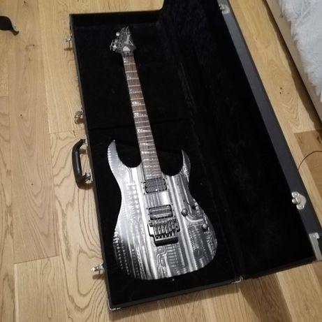 gitara Ibanez RGTHRG1 (H.R. Giger Signature series) + oryginalny case