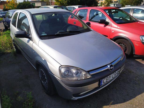 Opel Corsa C diesel Isuzu 2002 r