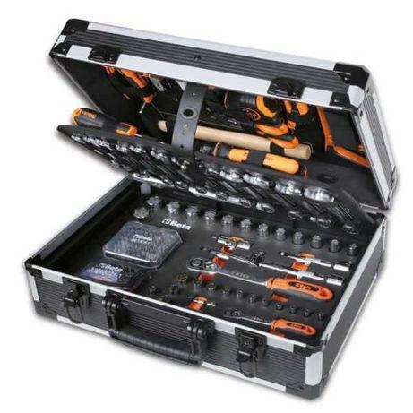 Mala completa com 163 ferramenta BETA