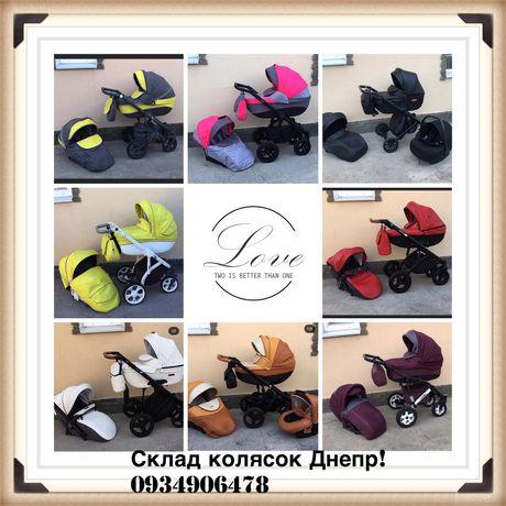 Модные коляски бу с Европы Adamex, Riko, Anex, Tako, Bair! Склад!