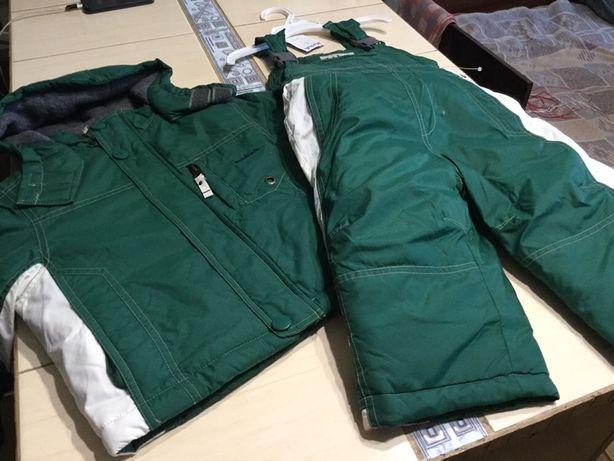 Курточки і комбінезон для хлопчика