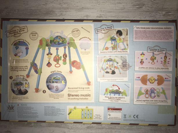 Детский развивающий спортивный центр 3-1