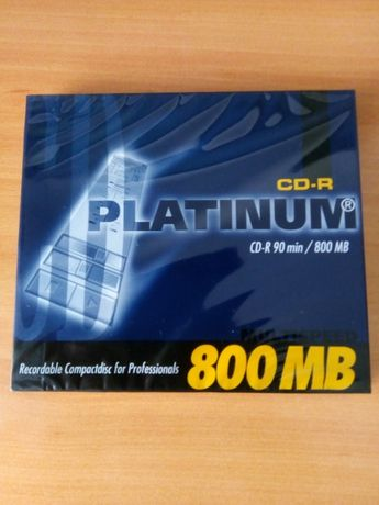 CDR 90min/800MB Platinum