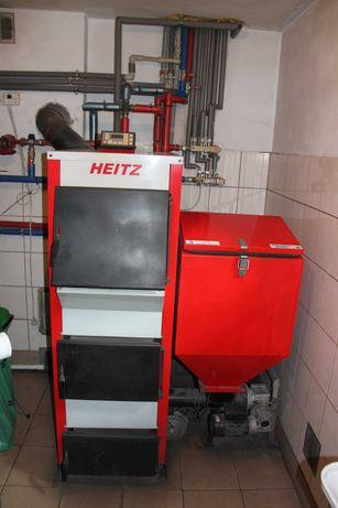 Piec na ekogroszek 24 kW Heitz Eko 2