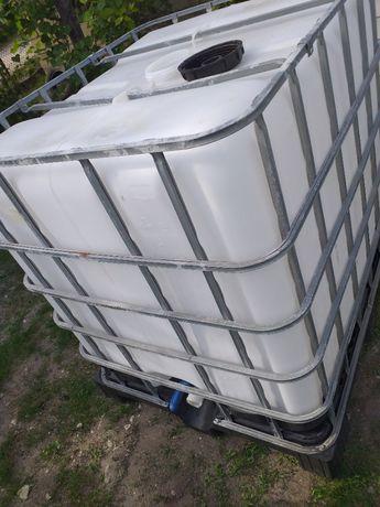 Mauzer zbiornik beczka 1000 litrów