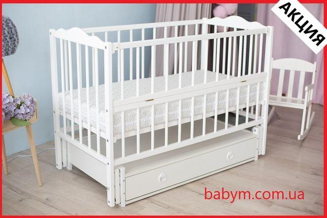 Дитяче ліжечко/колиска/кроватка /БЕЗКОШТОВНА ДОСТАВКА/Тр2