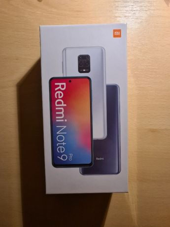 Smartfon Xiaomi Redmi Note 9 Pro 6GB/128GB Szary Interstellar Grey