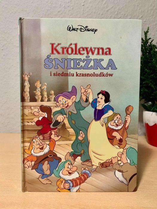 Książki / Literatura / Dla Dzieci / Królewna Śnieżka Malbork - image 1