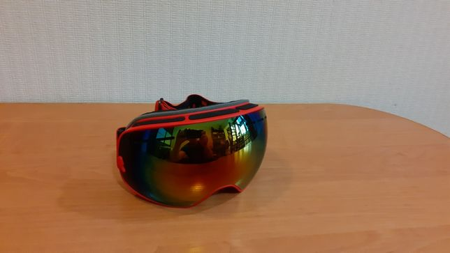 РАСПРОДАЖА Горнолыжные маска сноубордическая антифриз, сферическая, н