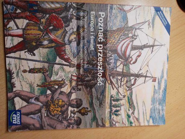 Poznaj przeszłość. Europa i świat.Podręcznik do historii.