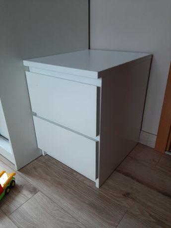 Szafka nocna komoda biała Ikea 1sztuka
