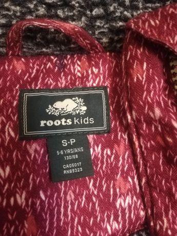 """Куртка зимняя канадская ,,Roots"""""""