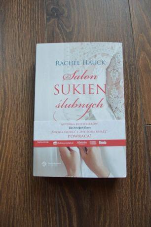 Książka Salon sukien ślubnych Rachel Hauck