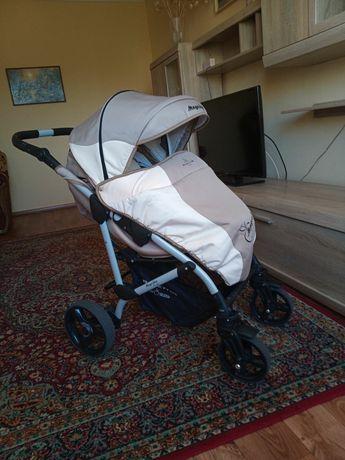 Детская фирменная коляска MAGELAN bebetto