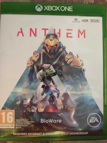 gra Anthem Xbox one