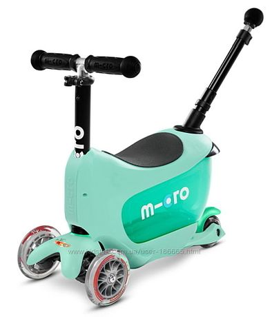 Самокат Mini Micro 2go Deluxe