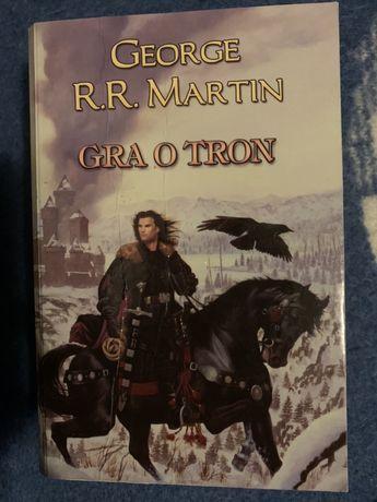 """""""Gra o tron"""" George R.R. Martin Tom I"""