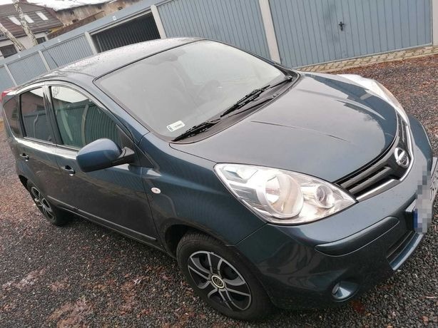 Nissan Note, 12.2012