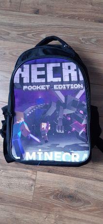 Plecak szkolny Minecraft