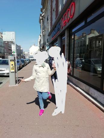 Плащ тренч ветровка куртка Zara 10-14 лет