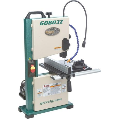 Ленточная пила Grizzly G0803Z Bosch Makita Milwaukee Dewalt