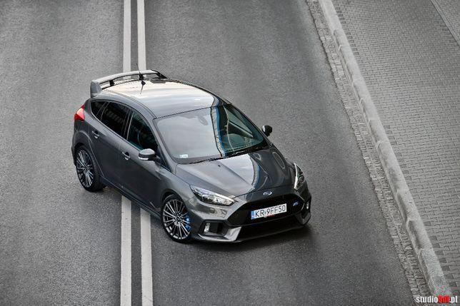 Wypożyczalnia samochodów sportowych Ford Focus RS BMW M2 A45S
