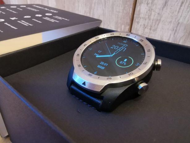 Smartwatch TICWATCH Mobvoi Pro 2020 Czarny - TYLKO DZISIAJ 450 ZŁ!!
