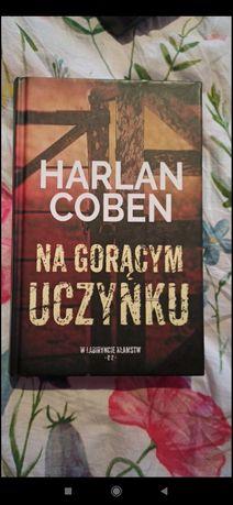 """Książka Harlan Coben ,,Na Gorącym Uczynku"""""""