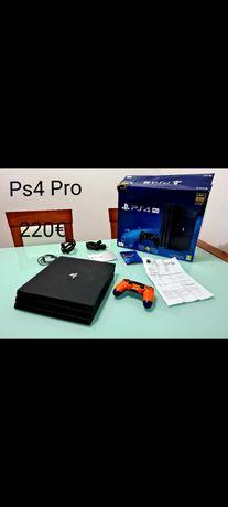Ps4 Pro 1TB 4k Hdr