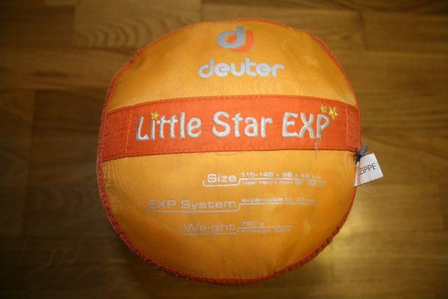 Śpiwór dziecięcy Deuter Little Star EXP