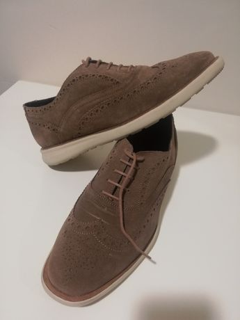 Sapatos Massimo Dutti usados 3 vezes