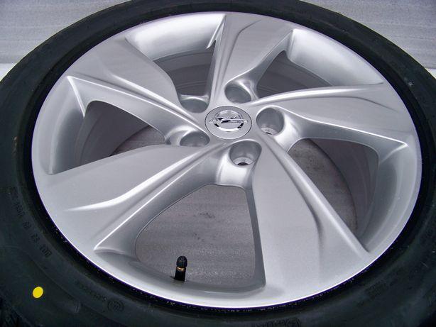 FELGI aluminiowe Alufelgi 18 OPEL Grandland 5x108 Peugeot 5008 nowe !!