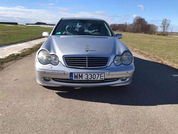 Mercedes-Benz W203 2.2 CDi