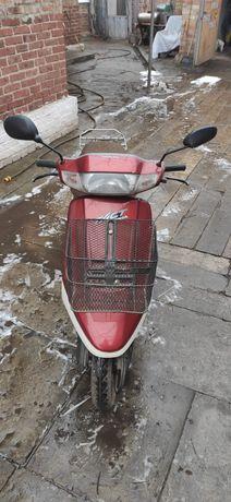 Honda tact скутер