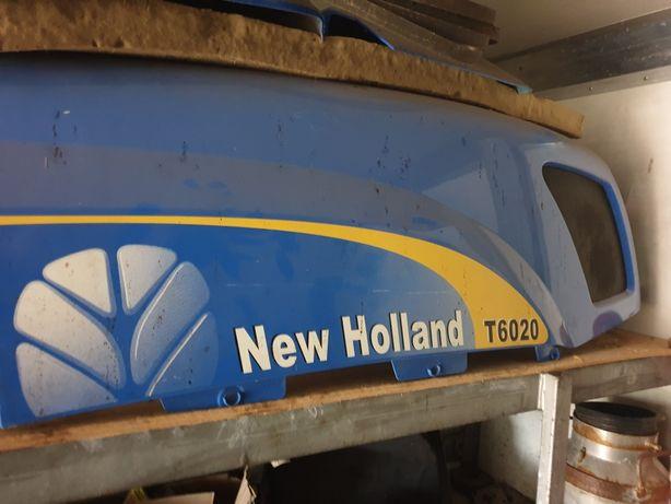 Maska New Holland T6020