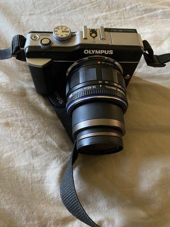 Maquina fotografica Olimpus E-PL1