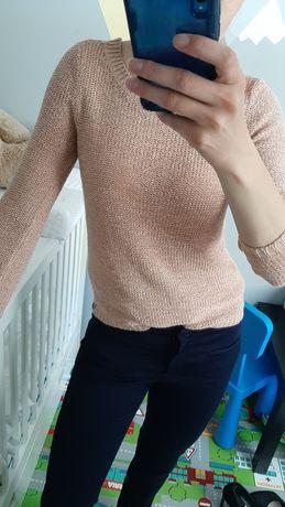 Sweter Sweterek wiosenny letni