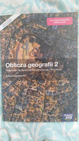 Podręcznik Oblicza geografii 2