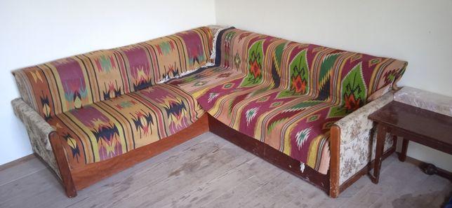 Кутовий диван розкладний