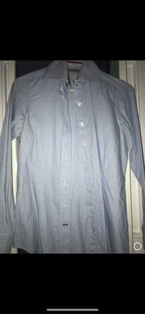 Camisa azul clara Sacoor